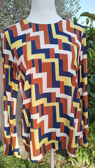 Top Goodmatch geometric printed