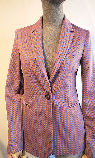 Blazer Goodmatch jacquard