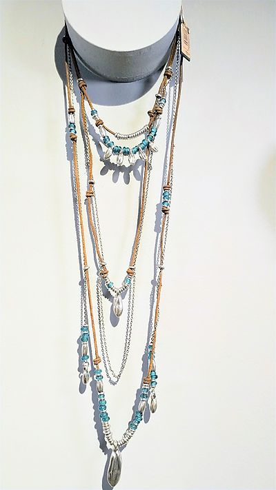 Necklace Unode50 long