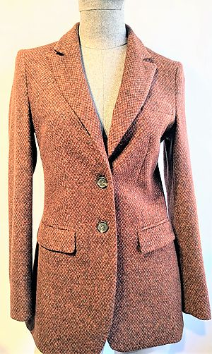 Blazer Goodmatch Tweed